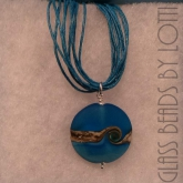 Etched-turquoise-'beach'-necklace