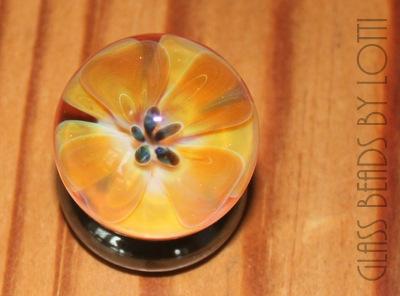 Orange-flower-marble