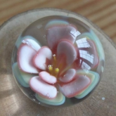 Pink-flower-marble