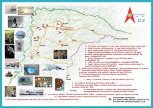 Artland map